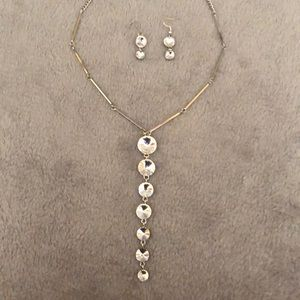 2 for $20 🛍 Fashion Jewelry set long necklace